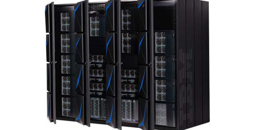 IBM Z15 (Image Credit: IBM)